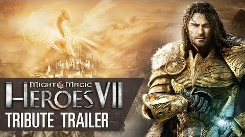 Might & Magic Heroes VII - Tribute trailer -EUROPE-