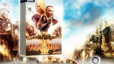 Might and Magic Mobile 2 Official Trailer (2007, Gameloft Ubisoft)