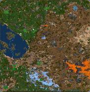 HoMM3 SoD UA 11 Union map