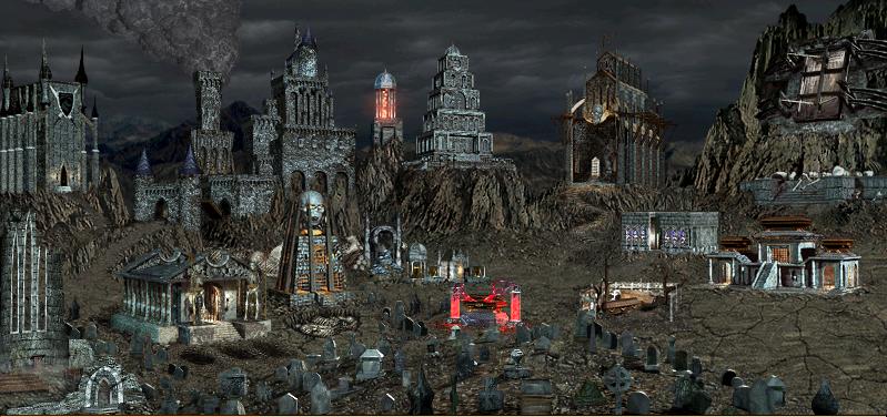 Necropolis (H3)