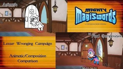 Behind the Magiswords Letter Wronging Campaign