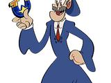 Professor Cyrus