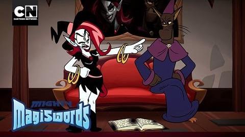 Mighty Magiswords Witch Way's Revenge Cartoon Network