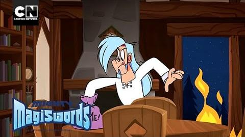 Mighty Magiswords Who Stole the Magiswords?? Cartoon Network