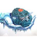 Liquidates the Ice Alien