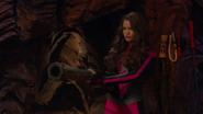 Skylar with the Annihilator Power Cannon