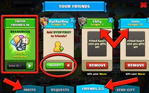 Friend tab2
