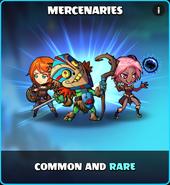 Mercenaries summon