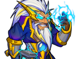 Mjolnir, Lightning God