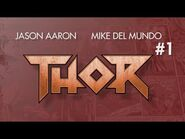 Go Behind The Scenes of THOR -1!