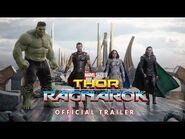 """Thor- Ragnarok"" Official Trailer"