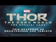 Marvel's Thor- The Dark World - The Official Game - Trailer 2