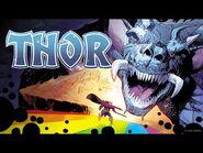 THOR -9 Trailer - Marvel Comics