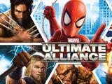 Marvel: Ultimate Alliance (Video Game)