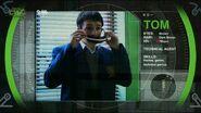 ID card 4 - Tom Tupper