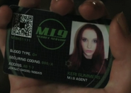 ID card 2 - Keri Summers