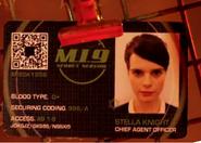ID card 2 - Stella Knight