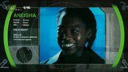 ID card 4 - Aneisha Jones