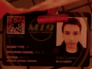 ID card 2 - Tom Tupper