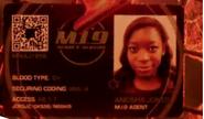ID card 2 - Aneisha Jones