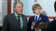 Mr Flatley and Preston