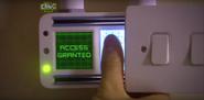 Fingerprint scanner series 2-5