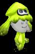 Inkling Squid Costume