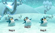 Encounting Pengy