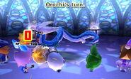 Orochi attacks