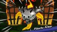 Pikachu Armor