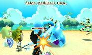 Traveler Medusa Standard Attack