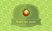 Sky Scraper Jewel - Right Eye