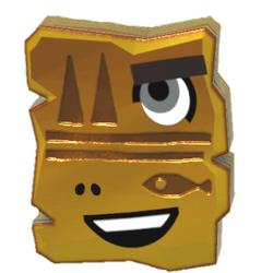 Gold Glyph