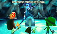 Ice Queen Attack