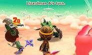 Lizardman Slash