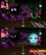 Dark Queen defeated
