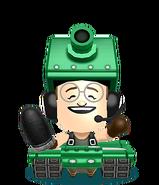 Miitopia Job - Tank
