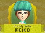 Prickly Wife
