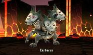 Cerberus In-Battle