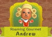 Roaming gourmet