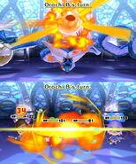 Orochi Mega Explosion