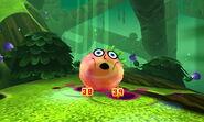 Traveler's Friend Tomato Taking Damage