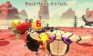 Black Harpy attacks