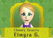 Cheery Granny