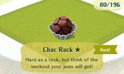 Choc Rock 1star.JPG