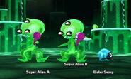 Encountering Super Aliens