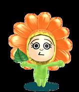 Miitopia Job - Flower