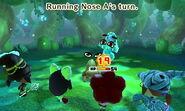 Running Nose attacks