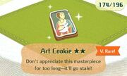 Art cookie very rare.jpg