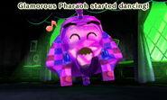 Dancing Glamourous Pharaoh